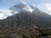 Kili Footprints - Mount Meru