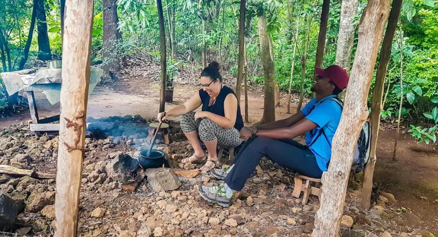 Kili Footrpints - Marangu Cultural Tour