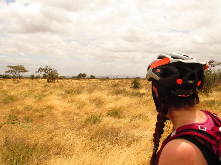 West- Kilimanjaro- Cycling Safari - Kili Footprints
