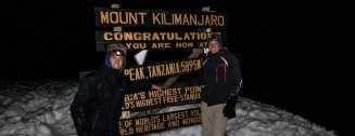 Mount Kilimanjaro - Kili Footprints