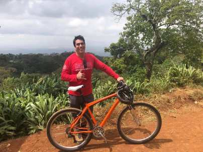 Materuni Waterfalls & Coffee Farm Cycling Tour