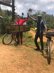 Materuni Waterfalls and Coffee Farm Cycling Tour