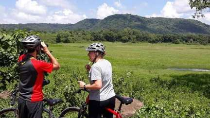 Arusha National Park Cycling Tour