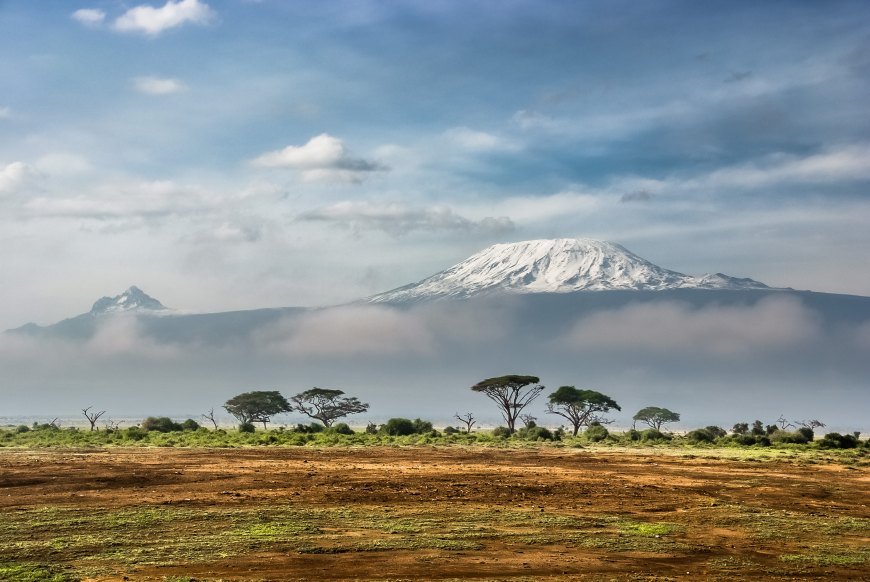 Mount Kilimanjaro - Kili Footprints